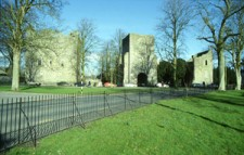Maynooth Castle, Co Kildare, Ireland